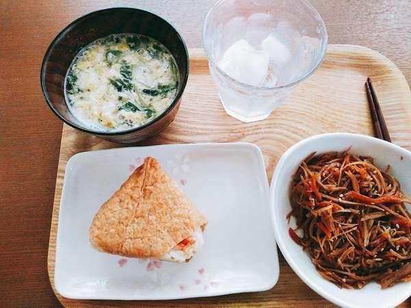 更年期ダイエット ある日の昼食