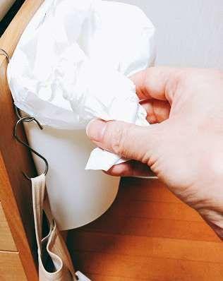 捨てやすくなったゴミ箱
