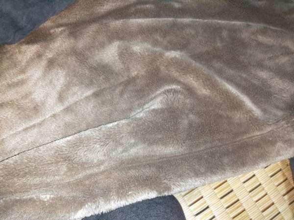 無印の毛布