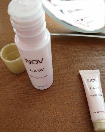 NOV化粧水